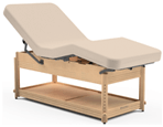 Clinician Adjustable Lift-Assist Salon Top by Oakworks