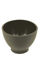 Rubber Mixing Bowl <br> (available in small.medium and large)