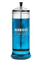 Barbicide Tall Disinfecting Jar  37 floz