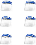 Protective Face Shield 6/pk (IN STOCK SHIP SAME DAY)