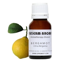 Neuderm-Aroma Pure Essential Oil 15ml Bergamot
