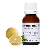 Neuderm-Aroma Pure Essential Oil 15ml grapefruit