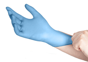 Nitrile Examination Gloves Powder Free