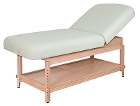 Clinician Adjustable Lift-Assist Backrest Top by Oakworks