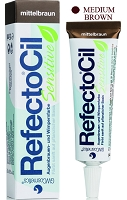 Refectocil Sensitive Medium Brown