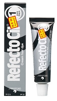 Refectocil Hair tint dye Black # 1