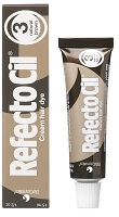 Refectocil Hair tint dye Brown # 3