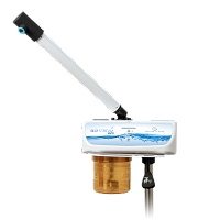 Steamer Blu Stream by Silhouet-tone