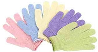 Body Polish Gloves (Pair)
