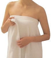 Terry cloth wrap (Economy)