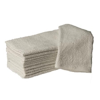 White Towels 15x25 1 Dozen
