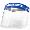 Protective Face Shield 1/pk (IN STOCK SHIP SAME DAY)