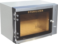 UV Sterilizer with 2 shelves