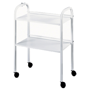 TS-2 Auxiliary table with 2 shelves by Equipro