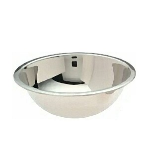 Stainless Steel Bowl 9""