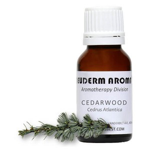 Neuderm-Aroma Pure Essential Oil 15ml Cedar wood