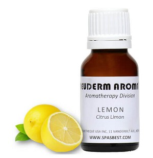 Neuderm-Aroma Pure Essential Oil 15ml Lemon