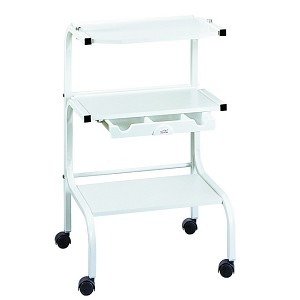 TS-3 Deluxe  Work Station  w/power bar by Equipro
