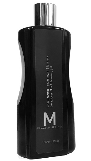 M - All-Over 3 in 1 Cleansing Gel 17.58 floz