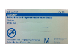 Synthetic Examination Gloves