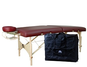 One Massage Table Package - by Oakworks
