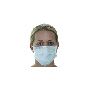 Medical Procedure Masks 3 Layers - Ear Loops 25/pk or 50/pk