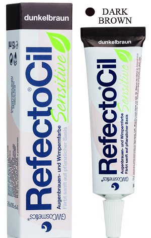 Refectocil Sensitive Dark Brown