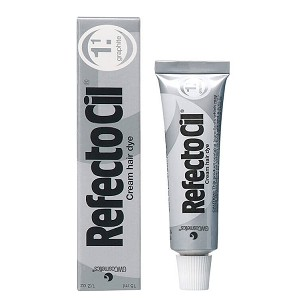 Refectocil Hair tint dye Coal / Grey 1.1