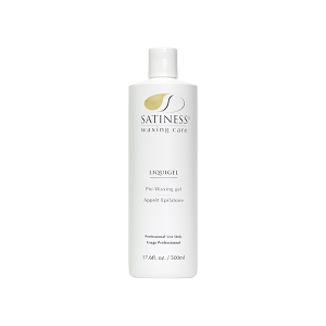 Liquigel Sanitizer Pre-wax by Satiness
