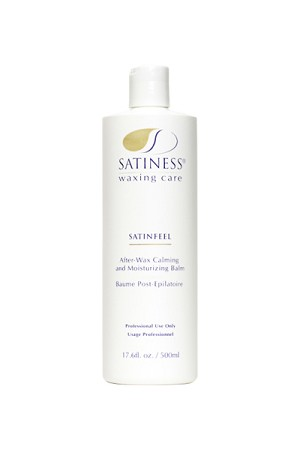 Satinfeel after-wax by Satiness