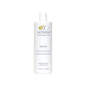 Satinoil after-wax by Satiness