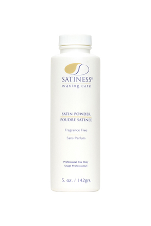 Satin Dusting Powder Pre-Wax by Satiness