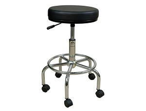 Professional Stool with Foot rest by Oakworks